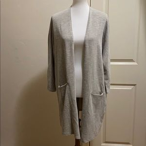Donni Sandwash Two Pockets Cardigan OS NWT